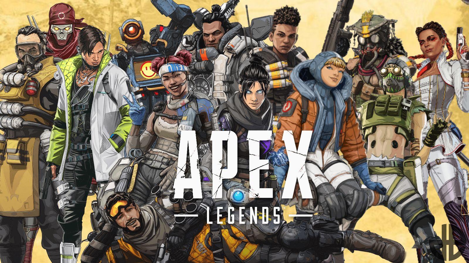 Для Apex Legends вышло первое крупное обновление — Игромания
